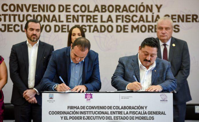 Gobernador Cuauhtémoc Blanco de Morelos