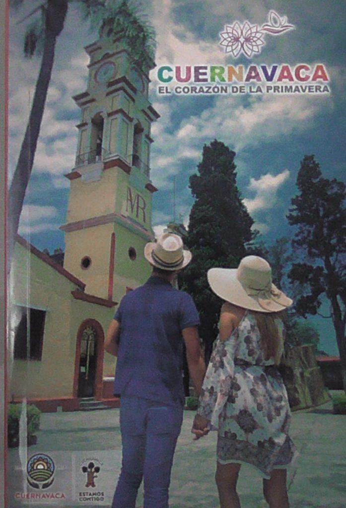 La Guía Turística oficial del Estado de Morelos