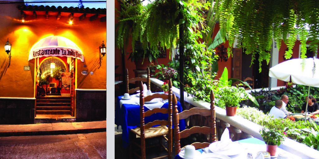 """Restaurante """"La india bonita"""" en Cuernavaca, Morelos. #Buffet"""