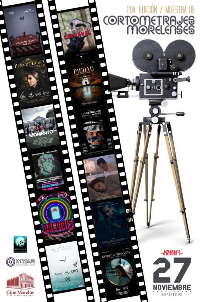Muestra cinematografica