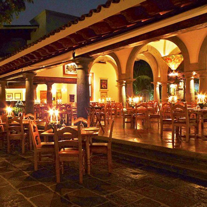 Restaurante El Madrigal